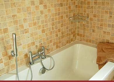 Tile Shower Refinishing Marlton NJ