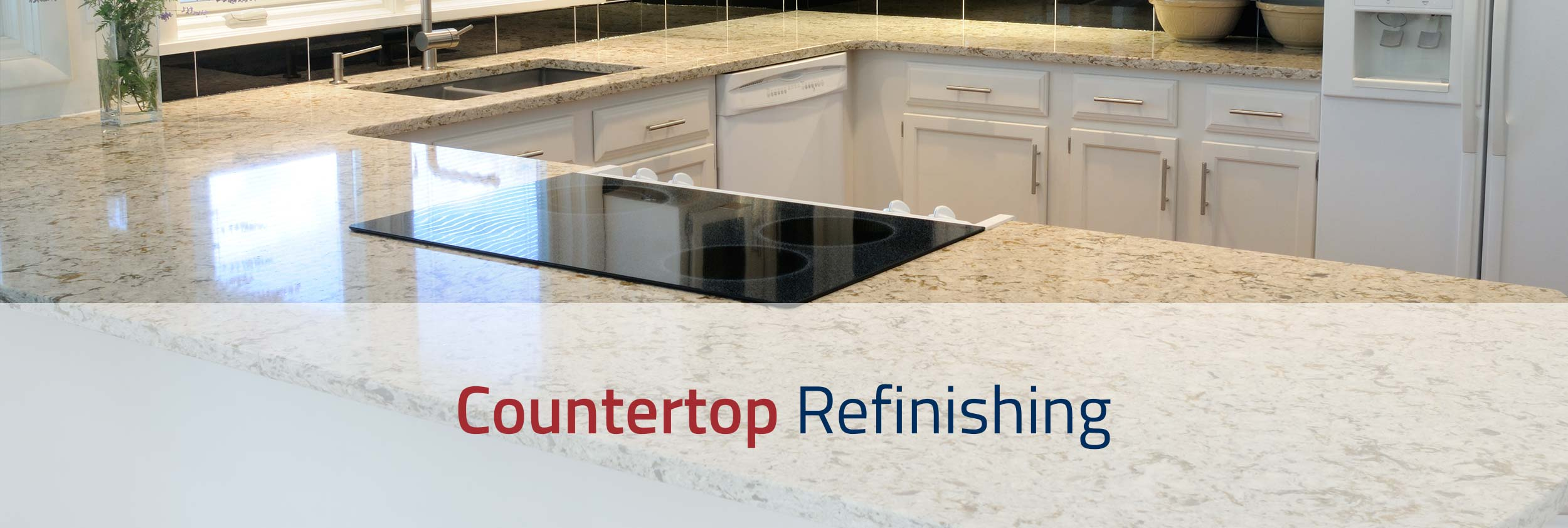 Countertop Refinishing Marlton NJ