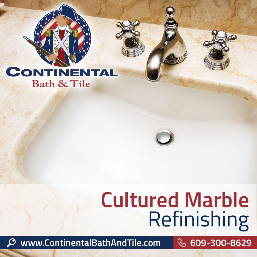 Cultured Marble Refinishing Marlton NJ