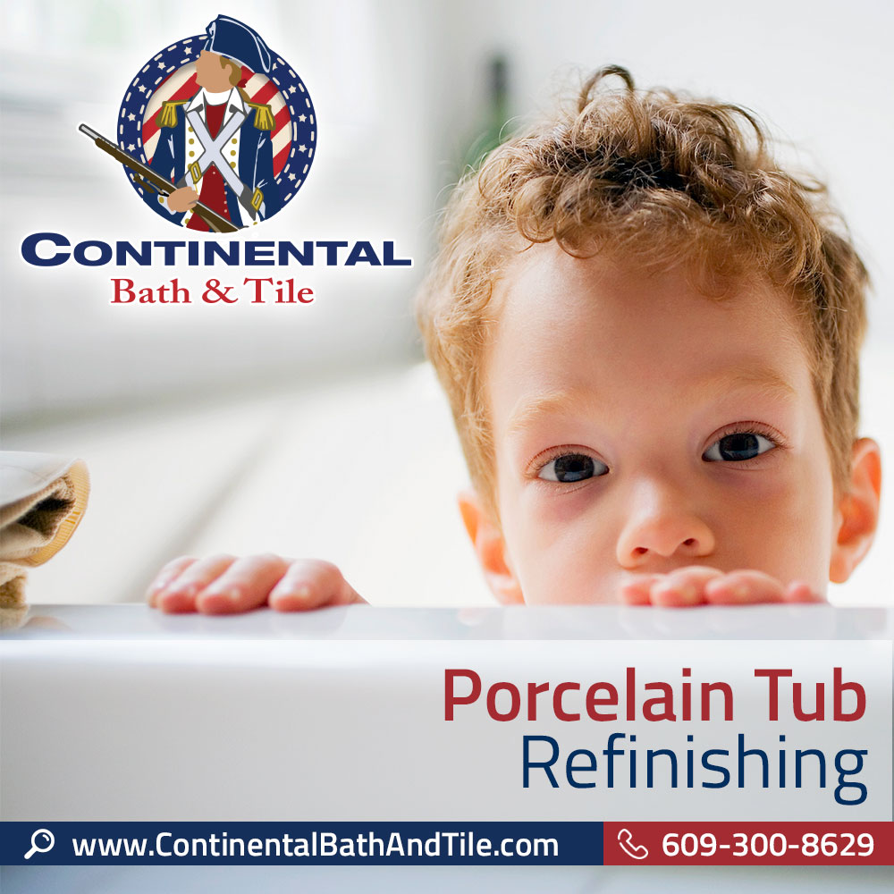 Continental Bath & Tile, LLC - Porcelain Tub Refinishing