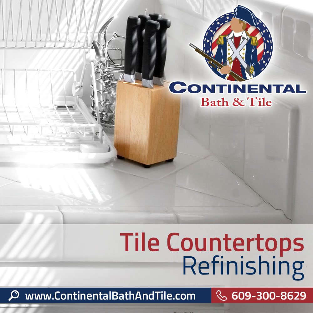 Tile Countertops Refinishing Marlton NJ