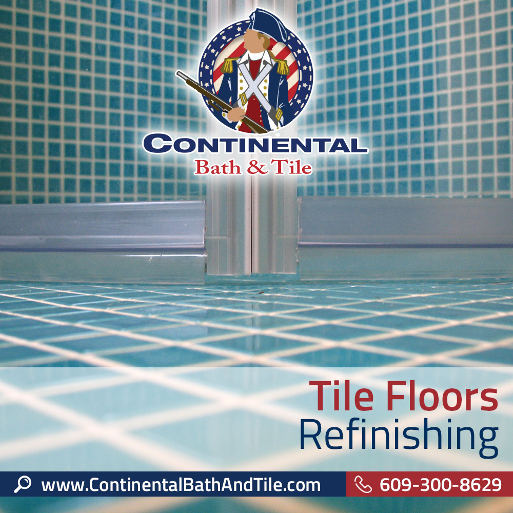 Continental bath tile llc tile floors refinishing tile floors refinishing marlton nj dailygadgetfo Images