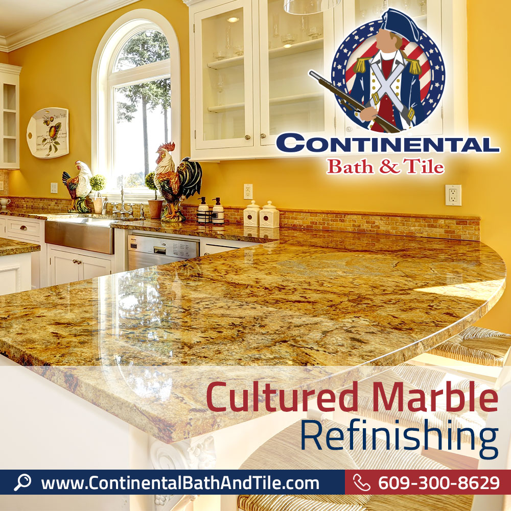 Superbe Cultured Marble Refinishing Marlton NJ